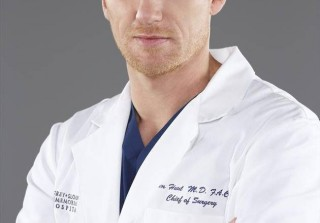 Which WB Teen Star Was Supposed to Play Owen Hunt on Grey's Anatomy? (PHOTO)