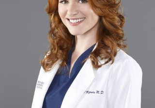 Grey\'s Anatomy\'s Sarah Drew on April\'s \