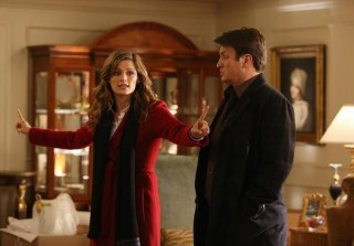 Castle Season 5: Will Beckett Go Looking For Castle\'s Father?