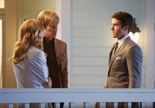 "Revenge Season 3 Spoilers: Emily and Nolan ""100 Percent Back Together"" and Daniel Becoming ""His Own Man"""