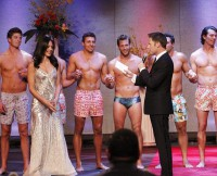 KASEY, DESIREE HARTSOCK, ZACH, JUAN PABLO, CHRIS HARRISON, MIKEY T. (OBSCURED), BROOKS