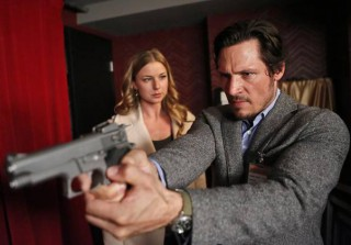Revenge's Nick Wechsler Doesn\'t Think Jack and Emily Should Ever Get Together — Exclusive (VIDEO)