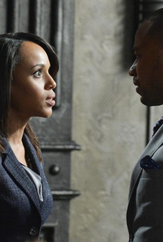 KERRY WASHINGTON, COLUMBUS SHORT