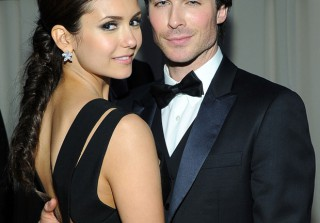 Nina Dobrev and Ian Somerhalder Are Back Together, Hooking Up Again — Report