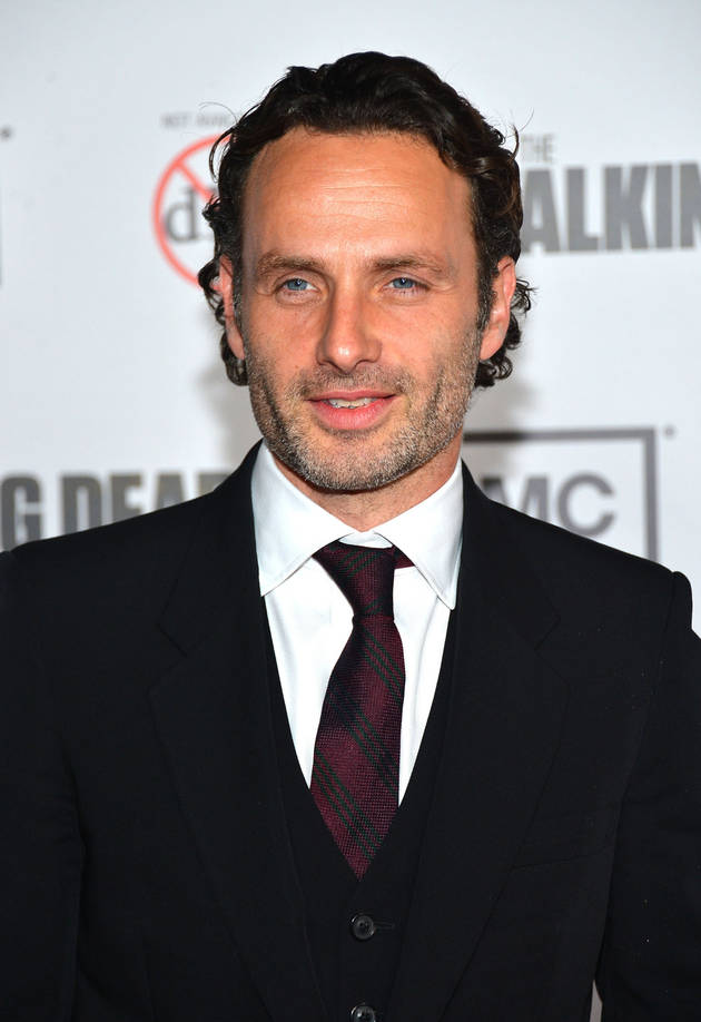 Andrew Lincoln 6 Things To Know About The Walking Dead Actor