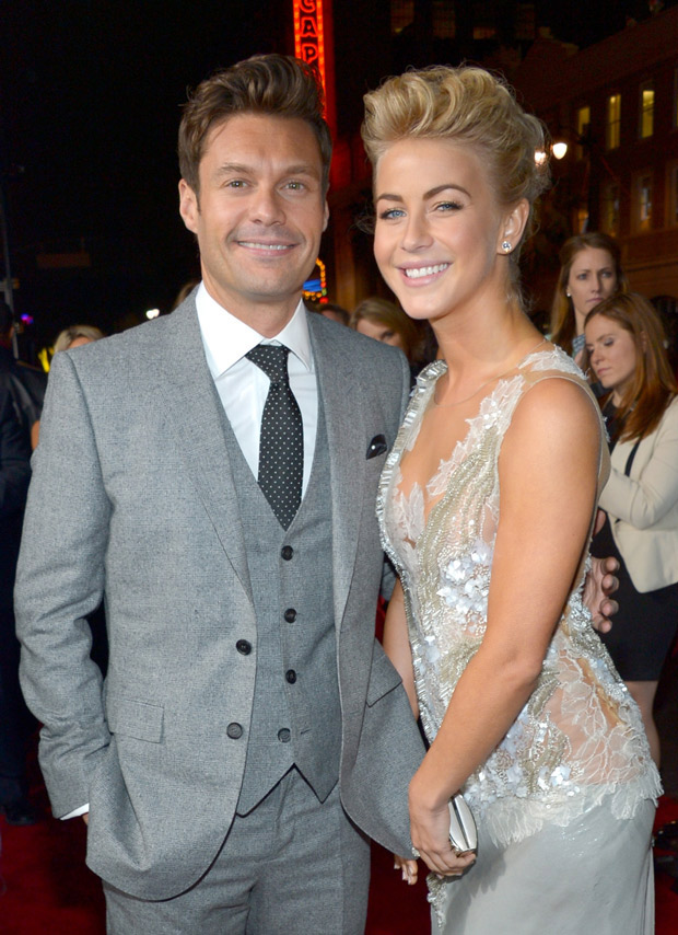 julianne hough ryan seacrest dating Ryan seacrest questions including who is ryan seacrest dating and when was dick clark's new year's rockin' eve with are julianne hough and ryan seacrest dating.