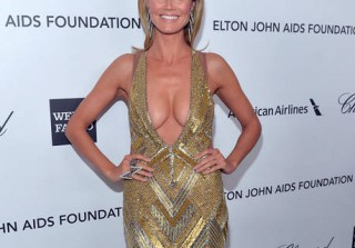 Heidi Klum Admits She Was \