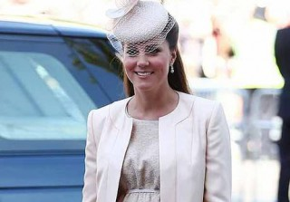 Kate Middleton\'s Post-Baby Body: We\'re Royally Jealous! (PHOTOS)