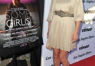 Once Upon a Time\'s Jennifer Morrison Stuns at Some Girl(s) Premiere (PHOTOS)