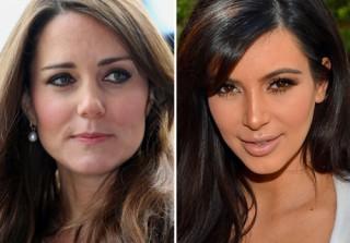 Kate Middleton or Kim Kardashian: Who\'s Older?