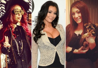 Jersey Shore Stars Before and After Plastic Surgery (PHOTOS)