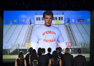 Glee Will End In Cory Monteith\'s Honor, Creator Ryan Murphy Says