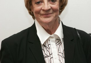 Emmys 2013: Why Maggie Smith Deserves to Win Everything Ever