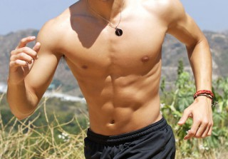 Guess the Shirtless Twilight Star: Whose Abs Are These?