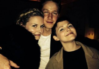 Once Upon a Time Cast Snaps Adorable Selfies at Season 3 Premiere Party! (PHOTOS)