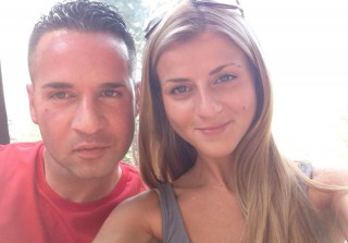 The Situation Gets Romantic With Girlfriend For the Holidays (PHOTOS)