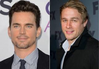 Who\'s Older: Charlie Hunnam or Matt Bomer?