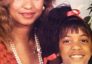 Which Housewife Posted An Adorable Flashback Pic With Her Mom?