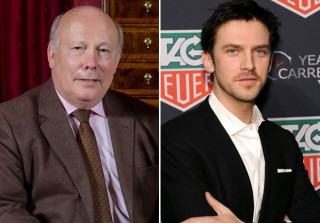 Julian Fellowes, We Know You're Mad at Dan Stevens