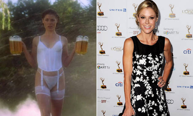 Adam Sandler Adam Venit >> Julie Bowen: From Happy Gilmore to Modern Family — Check Out Her Shocking Transformation!