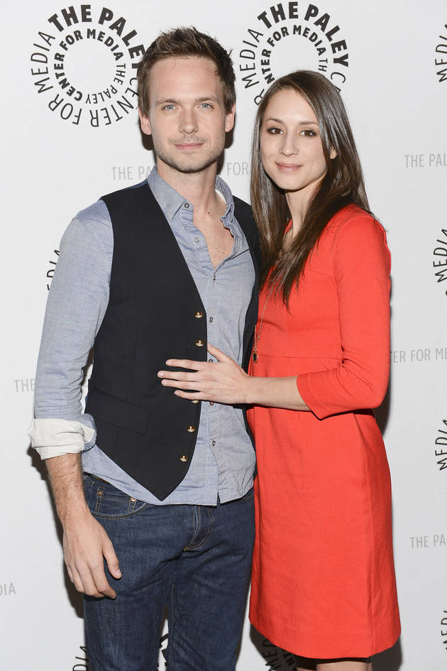 patrick adams and troian bellisario how did they meet