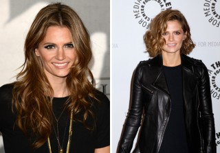 Stana Katic Chops Off Her Hair: See the Dramatic Transformation! (PHOTOS)