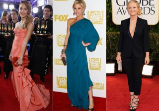2013 Golden Globes: Celebrity Moms on the Red Carpet (PHOTOS)