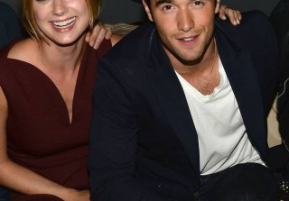 Emily VanCamp and Boyfriend Josh Bowman Pack on the PDA at Nylon Magazine Party (PHOTOS)