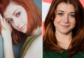 Alyson Hannigan Renews Her Vows With Huge New Ring!