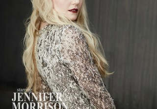 Newly Single Jennifer Morrison Gets Gorgeously Glam in Bello Magazine