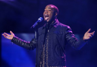 Burnell Taylor American Idol 2013 Top 9 Performance (VIDEO)