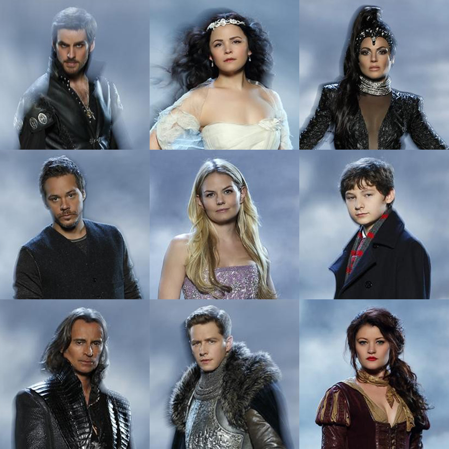 Once Upon a Time Season 3 Promo Photos: Check Out the Cast ...