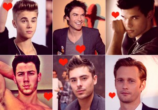 What Do These Sexy Celebs Want in a Woman? 9 Dreamy Dudes Share Dream Dates (PHOTOS)