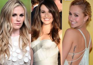 Vegetarian Celebrities: 23 Stars Who Pass on Turkey