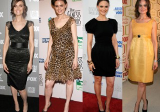 Best and Worst Fashion Moments of Emily Deschanel