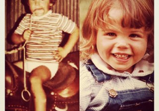 These Adorable Toddlers Are Now One Sexy Celebrity Couple: Guess Who!