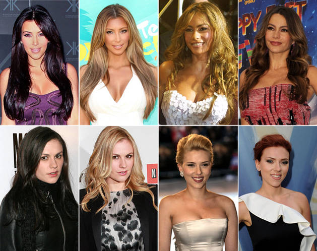 Drastic Celebrity Hair Color Changes Dye Ing For Beauty