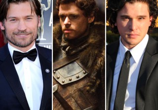 The Hot Guys of Game of Thrones: In and Out of Character (PHOTOS)