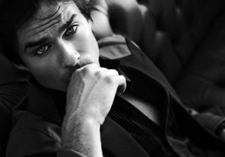 Ian Somerhalder Will Not Play Christian Grey, Says E.L. James