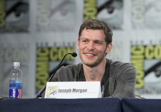 The Original's Joseph Morgan Talks Klaus's Baby at Comic-Con 2013