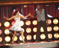 SHARNA BURGESS, KEYSHAWN JOHNSON