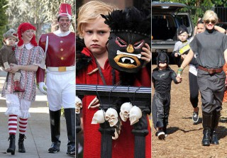 Celebrity Kids in the Cutest Halloween Costumes You\'ll Ever See! (PHOTOS)