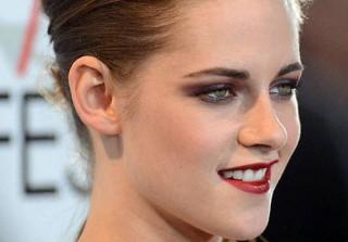 Kristen Stewart Calls Paparazzo a \