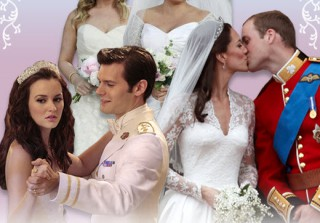 34 Memorable TV Weddings! (PHOTOS)