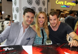 True Blood Cast Glams Up For San Diego Comic-Con — With Tom Cruise? (PHOTOS)