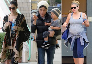 Our Favorite Celeb Moms and Dads Out and About This Week (PHOTOS)