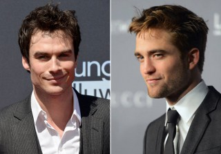 Who\'s Older: Ian Somerhalder or Robert Pattinson?
