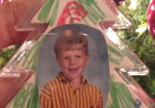 This Cutie Pie on the Christmas Tree Grew Up to Be a Reality TV Stud — Who Is He?