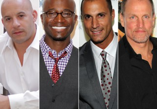 The Sexiest Bald Celebrities: Shine On, Fellas (PHOTOS)
