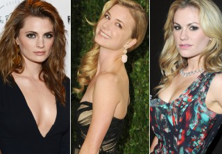 Oh, Canada! Here Are 5 of Our Favorite Sexy Canadian TV Actresses! (PHOTOS)